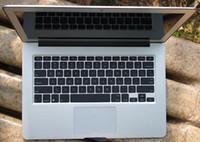 Wholesale 13 quot Super Thin Laptop Notebook INTEL i3 Dual Core Quad Threads GB RAM GB SSD Mah Battery Air Laptop
