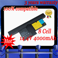 Wholesale For IBM ThinkPad X61 Tablet PC Y8314 X61T Laptop battery replacement For ThinkPad X60 Tablet PC
