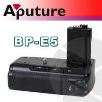 Wholesale Aputure Vertical Battery Grip BP E5 for Canon EOS D D D DSLR cameras