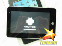 7 inch 7 inch 8650 - 7 quot inch epad android tablet pc Wifi G MHz GB via multi screen MID camera