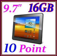 Wholesale 10pcs Android inch point Touch Tablet PC Dual MP Camera G RAM GB RW L09