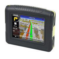 Wholesale high quality Inch Motorcycle GPS Navigator mapping supply overworld