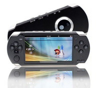 Wholesale Video game player inch screen MP4 MP5 MP3 Player GB FM Camera big screen A V Function Console