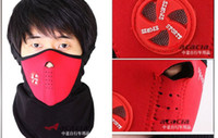 Wholesale Wind cold skiing outdoor riding hood protecting the face mask