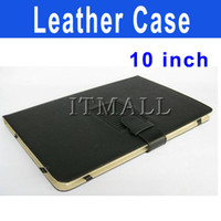 Wholesale 10 inch Tablet Leather Case Eco Friendly Synthetic Tablet Case for inch Tablet Flytouch Zenithink