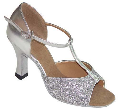 View Product Details: Mythique Women's Tango Ballroom Dance Shoes - Agustina