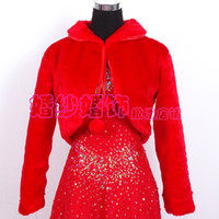 Wholesale bridal wedding wraps shawls wedding cappa jackets fashion Winter cappa new hot sell