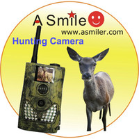 Wholesale hunting camera New arrival MMS digital MMS SMS Email via GSM Network from bivictory