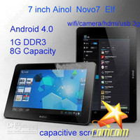 Wholesale The cheapest inch epad PC Android Five point capacitive screen GB wifi G D D game graphics