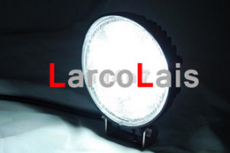 2 x 18W 12V & 24V LED WORK LIGHT OFFROAD 4WD 4x4 Spot