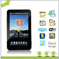 Wholesale inch epad android tablet pc Wifi G MB GB Resistive screen camera