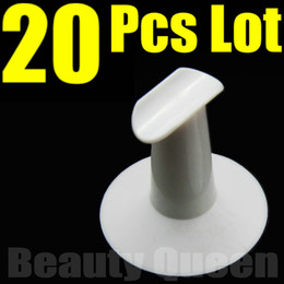20 Pcs Lot Finger Holder Stand Support Rest Tool Nail Art Painting Drawing Display * FREE SHIP