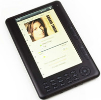 Wholesale 10 piece Inch TFT E BOOKS E READER ebook PDF TXT MP3 WMA RMVB GB Digital Electronic PC