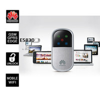 Wholesale HuaWei E5830 MIFI HSPA G Broadband WIFI Gateway Router WEIL