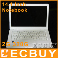 Wholesale Christmas quot Laptop Netbook GB GB WiN or XP Tablet PC Atom D425 GHz Camera Notebook