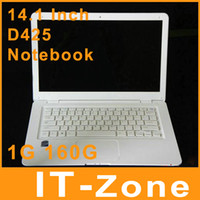 Wholesale Air Laptop quot D2500 GHz G DDR3 G HDD netbook PC Camera WIFI DHL Shipping