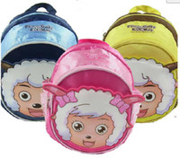 Wholesale Pleasant bags kindergarten children s school bags of children of small bag backpack shoulder bag
