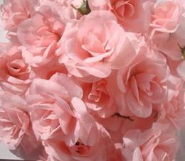 1100pcs Silk Rose Flower Head Dia. 6cm Artificial Flwoers Camellia Peony Roses for DIY Bridal Bouquet Accessories Home Xmas Showcase Decor