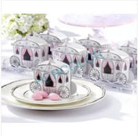 Wholesale Mini Carriage Cute Wedding Party Favor Candy Gift Boxes A Price