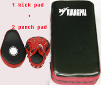 Wholesale 1 kick pad punch pad fighting boxing training pad mitt sandbag kick target