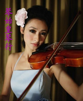 Wholesale Violin high quality gift Handmade Manual