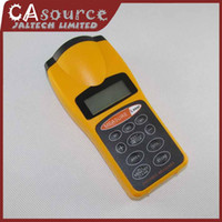 Wholesale New SuperTough CP3007 Contractor Grade Ultrasonic Distance Meter Laser Measure Laser Pointer Tester