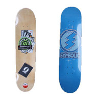 Wholesale skate longboard deck Skateboard Decks Canadian Maple Skateboard Decks