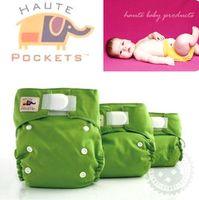 Hot HAUTE Baby Diaper Cover with Bamboo Fibre Cloth Diaper -...