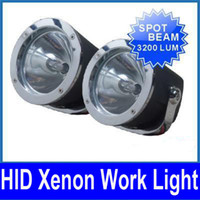 5 acura build - 2pcs W quot HID XENON WORK LIGHT SPOT BEAM HEAD LAMP VEHICLE BULB SUV ATV TRUCK W BUILT IN BALLASTS