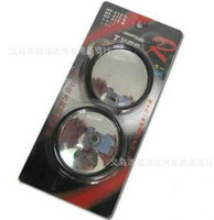 Wholesale View degree blind spot mirror small round convex mirror rearview mirror car small round mirror