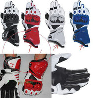 Leather gloves leather gloves - Motorcycle Gloves Motorcycle Accessories leather Gloves motorbike Gloves drse