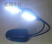 amazon book light - Clip On LED Book Light FOR Amazon Kindle Ebook light night light Desk light double bubles