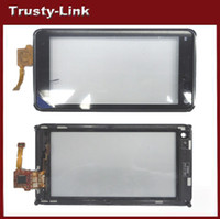 Wholesale For Nokia N8 Touch Screen Digitizer Black Color Wiht Frame