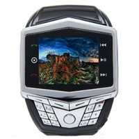 Wholesale GD910 GSM Watch Mobile Phone quot Touch MP3 MP4 Bluetooth WEIL