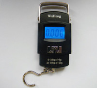 Wholesale 35pcs Portable Electronic Digital Handing Pocket Scale kg g Luggage Finishing