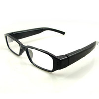 Cheap not included spy camera glasses Best No 1280*720 HD spy glasses