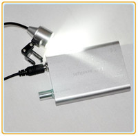 Cheap Dental Surgical portable head LED light lamp for loupes New Freeshipping