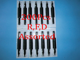 Wholesale TATTOO DISPOSABLE GRIP TUBE amp hot sale Assorted Size R F D Size mm quot