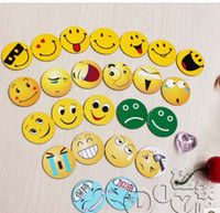 Wholesale 2016 new babe Refrigerator Fridge magnet face magnets Children kid gift toy model