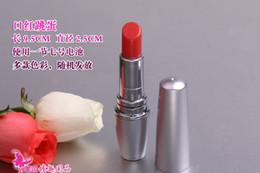 Wholesale Inognito Lipsick Vibe Discreet Mini Bullet Vibrator Vibrating Lipsticks Lipstick Jump Eggs Sex Toys