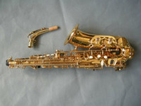 Wholesale Senior Professional Golden XG Saxophone Best Musical instruments