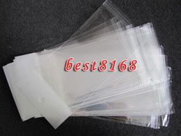 Poly Plastic Retail bag Packaging Package for Samsung I9000 I9100 Iphone 4 4S 5 5S 5C phone case cases 30000pcs