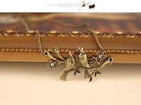 Women's Alloy Pendant Necklaces Unique Necklaces,Diamond Double Birds Flower Long Necklace,Coat Chain,Fashion Jewelry,Hot Sale,1pcs