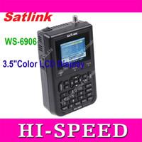 venda por atacado satlink ws-6906-Satlink WS-6906 ws6906 WS 6906 3.5