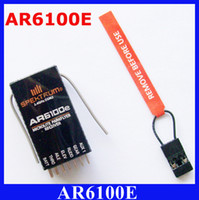 Wholesale Spektrum AR6100E G ch RC Receiver Support DSX7 DSX9 DSX11 DSX12 DX6i DX7 DX8