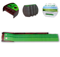 Wholesale Executive Portable Indoor Golf Set w Putter Golf Grass