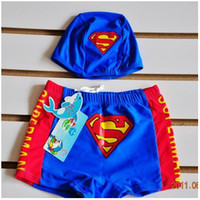 Wholesale Boy s Swimsuit Children Canton Swimwear Beachwear Bathing Wear One Size