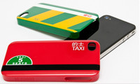 Wholesale Essential TPE iro Taxi Case Back Cover N Y Toyko HK Taxi Cases for iphone S