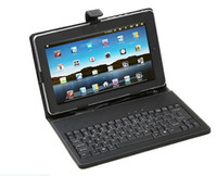 superpad - 20pcs inch USB Keyboard Leather Cover Case for quot Android Tablet PC MID PDA Epad Superpad