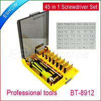 Wholesale in Precision Professional Tools Screwdriver Set New BT Y0006A